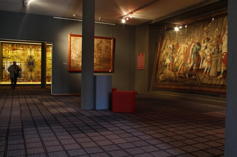 (Bild)Gewaltig  Wandteppiche aus vier Jahrhunderten